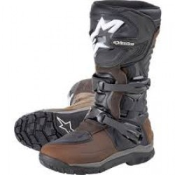 Alpinestars Corozal DryStar ADV Oiled Boot BROWN