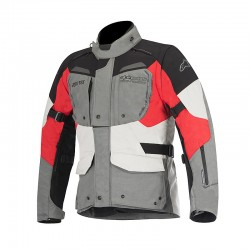 Alpinestars Durban GTX  Jacket GREY/BLACK/RED