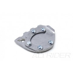 ALTRIDER SIDESTAND ENLARGER FOR BMW F650/700/800GS SILVER