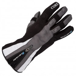 Spada Core Waterproof Gloves Ladies Black Size Large
